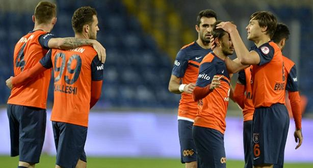 Medipol Başakşehir Eskişehirspor maçına doğru