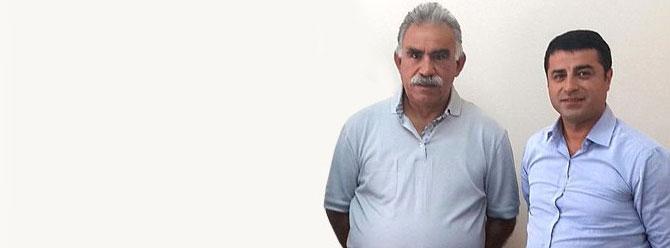 Öcalan: Gidin ona söyleyin ben köylü değilim!