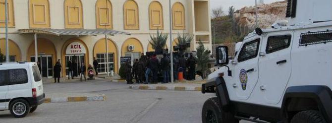 Mardin Dargeçit'te roketli saldırı: 2 polis yaralı