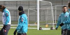 Rize'de Trabzonspor mesaisi devam ediyor