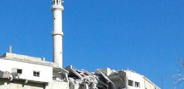 Rusya camiyi bombaladı! 4 ölü 50 yaralı