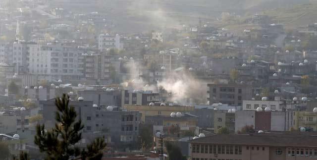 Şırnak'ta büyük operasyon, ölü ve yaralılar var