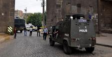 Sur'da tekrardan sokağa çıkma yasağı ilan edildi