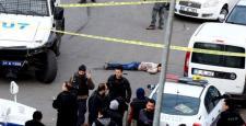 Dağkapı'da polise ateş açan Pkk üyesi kadın öldürüldü!