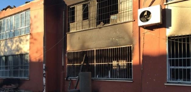 Sur'da Ydg-H okulları böyle yaktı yıktı
