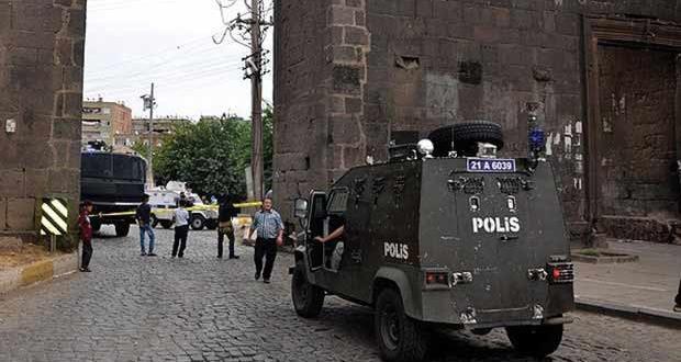 Sur'daki Gazi Caddesi'nde sokağa çıkma yasağı kaldırıldı