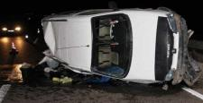 Diyarbakır'da feci kaza: 7 yaralı