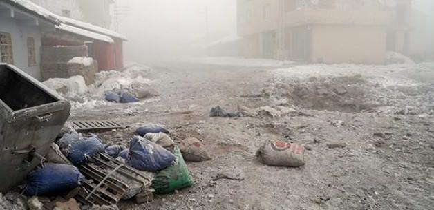Yüksekova'da zırhlı araca bombalı saldırı düzenlendi