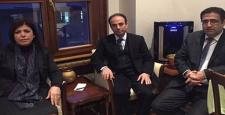 Açlık grevinin ikinci gününde HDP heyetinden Cizre açıklaması