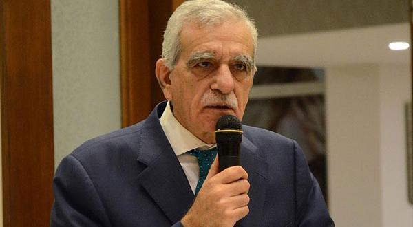Ahmet Türk hakkında 18 yıla kadar hapis istemi