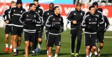 Beşiktaş'ta Trabzonspor hazırlıkları sürüyor