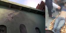 Cami bahçesine havan mermisi isabet etti: 1 çocuk öldü