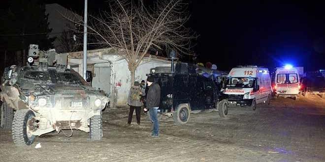 İşte Çınar'da gece yaşananlar ve Kaymakam'ın sokağa fırladığı o an