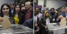 Demirtaş ve Yüksekdağ yeniden eş başkan seçildi
