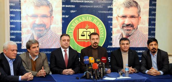 Diyarbakır Barosu: Çözüm süreci yeniden başlatılmalı