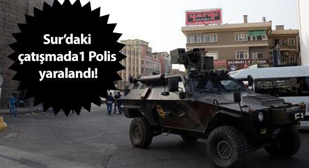 Diyarbakır'da şehit sayısı 2'ye yükseldi!