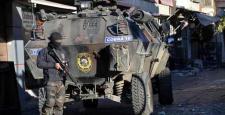 Diyarbakır'da Sur'a büyük askeri takviye!