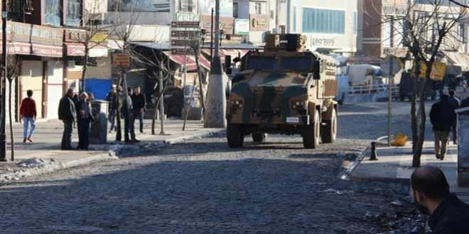 Diyarbakır Sur'da 3 Asker şehit oldu