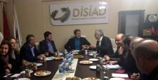 DİSİAD, AK Parti ve HDP`li vekilleri buluşturdu