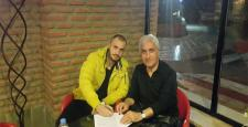 Diyar tecrübeli forvet Emre Aktaş'ı renklerine bağladı