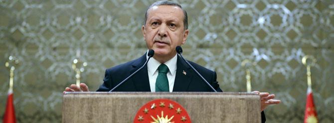 Erdoğan'dan Çalışan Gazeteciler Günü kutlaması