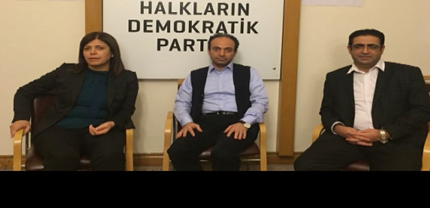 HDP'liler açlık grevine Meclis'te devam ediyor