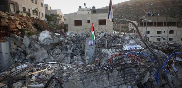 İsrail'in Filistin'deki zulmü devam ediyor