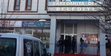 Karakoçan Belediyesi eş başkanları gözaltında
