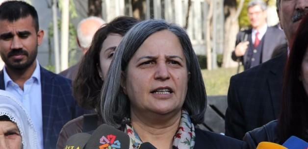 Kışanak Sur'daki kentsel dönüşüme karşı çıktı