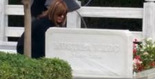 Mustafa Koç'un mezarına ziyaretçi akını