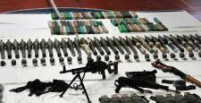 PKK'nın Sur'a gönderdiği cephane ele geçirildi