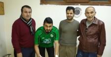 Suat Mutlu Anadolu Üsküdar Spor'a imza attı