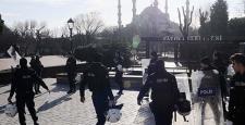 Sultanahmet Meydanı'nda patlama: 10 ölü, 15 yaralı