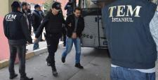 Sultanahmet saldırısında 17 kişi adliyede