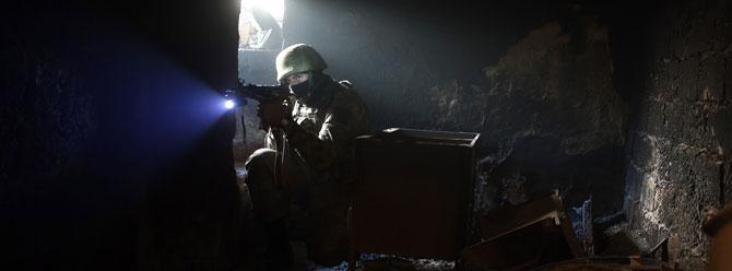 Sur'da 1 asker ağır yaralandı