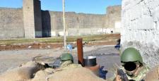Sur'da 2 Uzman Çavuş Yaralandı