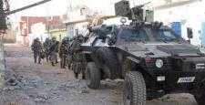 Sur'da çatışmalar devam ediyor; 2 polis yaralı
