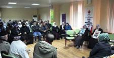 Sur'da Cenazelerini Alamayan Aile, Açlık Grevine Başladı