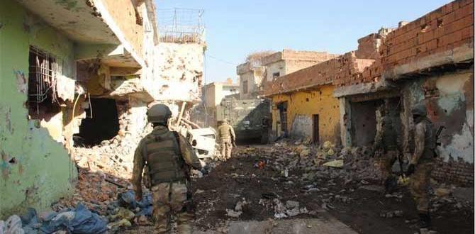 Sur'da roketatar'lı saldırı 1'i ağır, 2 Uzman Çavuş Yaralandı