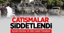 Sur'da çatışmalar 46'ncı güne girdi