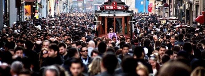 TÜİK Türkiye'nin nüfusunu açıkladı