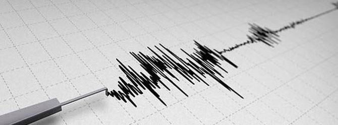 Van'da 4,3 büyüklüğünde deprem!