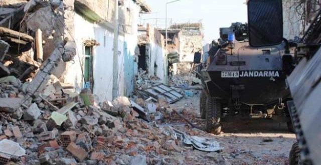 Sur'da Patlama! 9 Güvenlik Görevlisi Yaralandı