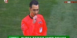 Bursaspor 1-2 Amedspor (Maç özeti)