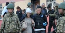 Sur'dan tahliye edilen 6 kişi bugün mahkemeye çıkıyor