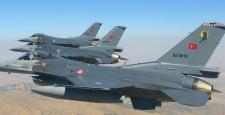Diyarbakır'dan kalkan, F-16'lar Alçak Uçuş Yaptı