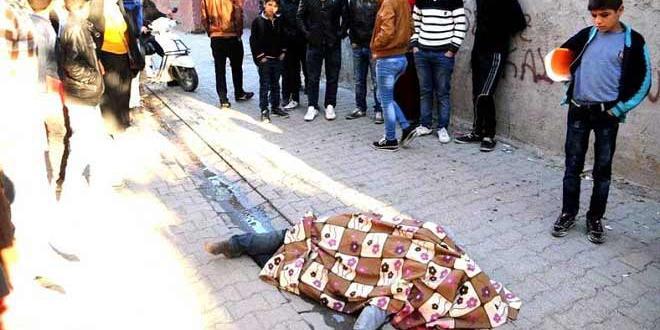 Cizre'de yol ortasında 4 ceset bulundu