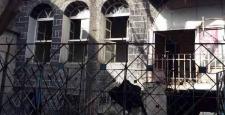 Sur'da boşaltılan evlere Define meraklıları dadandı