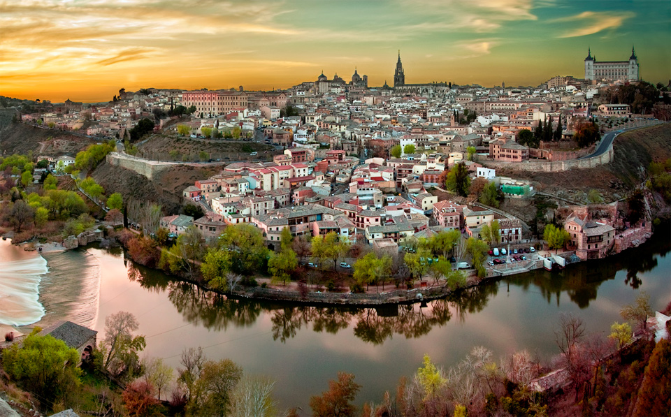 a-view-on-toledo-spain