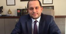 """Ahıakın: """"Yeni anayasa Türkiye için bulunmaz fırsattır"""""""